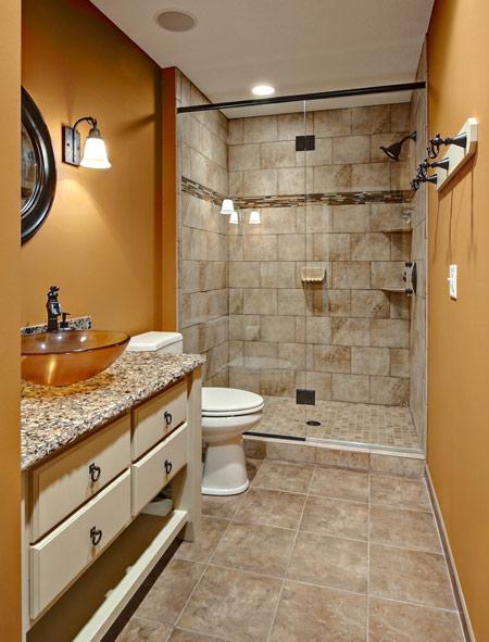 کفسابی حمام و دستشویی